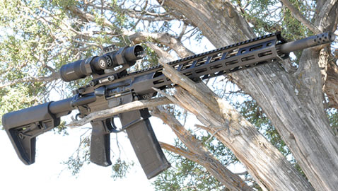 Review: Ruger AR 556 MPR