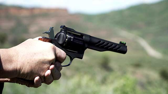Ruger Super GP100 Competition Revolver