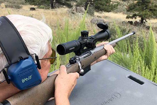 Ruger Hawkeye Long-Range Hunter