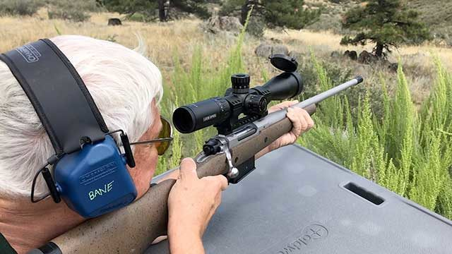Ruger Hawkeye Long-Range Hunter