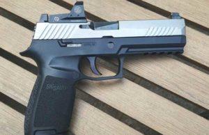 Red-Dot-Ready Handgun
