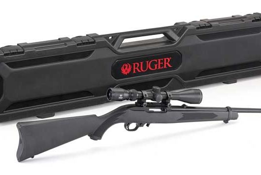 Ruger and Viridian Team Up on New 10/22 Scope Package